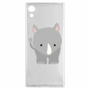 Sony Xperia XA1 Case Rhinoceros