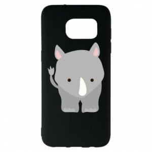 Samsung S7 EDGE Case Rhinoceros