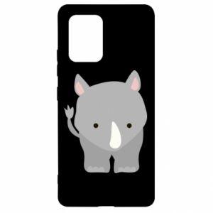 Samsung S10 Lite Case Rhinoceros