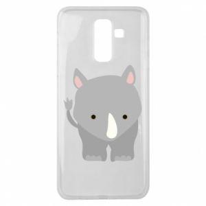 Samsung J8 2018 Case Rhinoceros