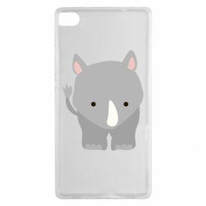 Huawei P8 Case Rhinoceros