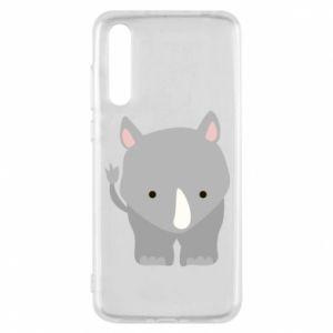 Huawei P20 Pro Case Rhinoceros