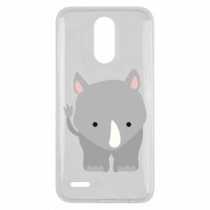 Lg K10 2017 Case Rhinoceros