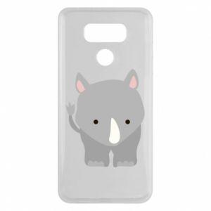 LG G6 Case Rhinoceros