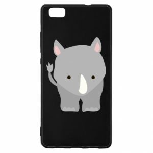 Huawei P8 Lite Case Rhinoceros