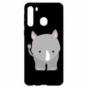 Samsung A21 Case Rhinoceros