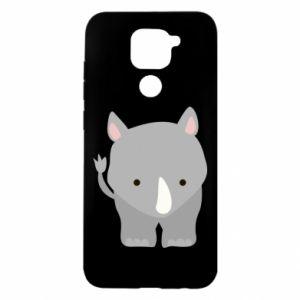Xiaomi Redmi Note 9 / Redmi 10X case % print% Rhinoceros