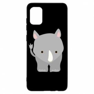 Samsung A31 Case Rhinoceros