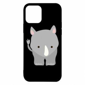 iPhone 12/12 Pro Case Rhinoceros
