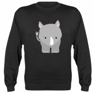 Sweatshirt Rhinoceros