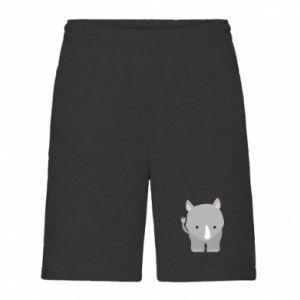 Men's shorts Rhinoceros