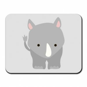 Mouse pad Rhinoceros