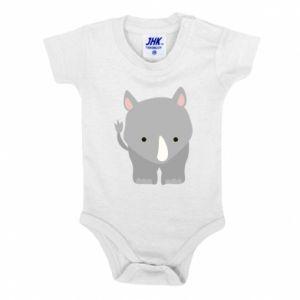 Body dla dzieci Nosorożec