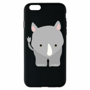 Phone case for iPhone 6/6S Rhinoceros