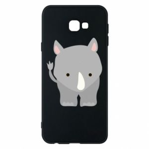 Phone case for Samsung J4 Plus 2018 Rhinoceros
