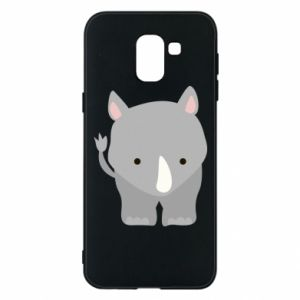 Phone case for Samsung J6 Rhinoceros
