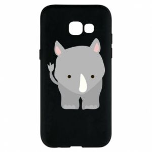 Phone case for Samsung A5 2017 Rhinoceros
