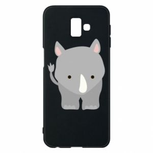 Phone case for Samsung J6 Plus 2018 Rhinoceros