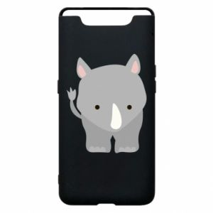 Phone case for Samsung A80 Rhinoceros