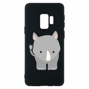 Phone case for Samsung S9 Rhinoceros