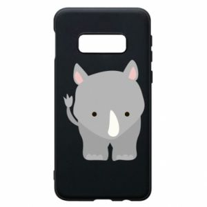 Phone case for Samsung S10e Rhinoceros