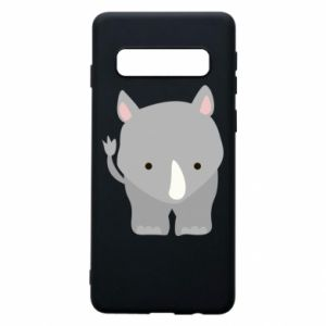 Phone case for Samsung S10 Rhinoceros