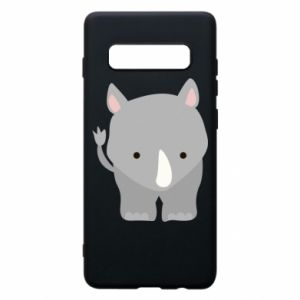 Phone case for Samsung S10+ Rhinoceros
