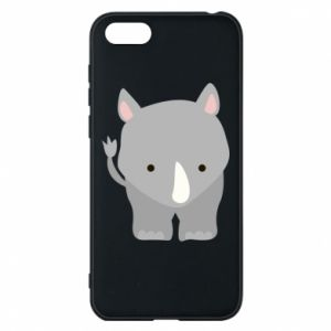 Phone case for Huawei Y5 2018 Rhinoceros