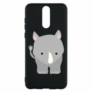 Phone case for Huawei Mate 10 Lite Rhinoceros