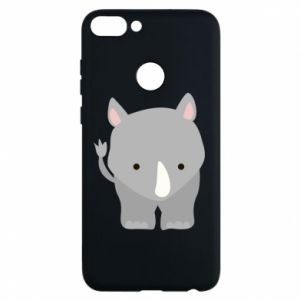 Phone case for Huawei P Smart Rhinoceros