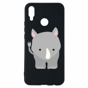 Phone case for Huawei P Smart Plus Rhinoceros