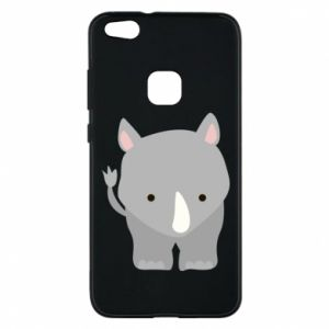 Phone case for Huawei P10 Lite Rhinoceros
