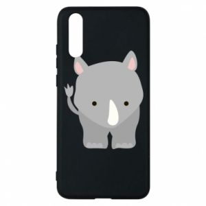 Phone case for Huawei P20 Rhinoceros