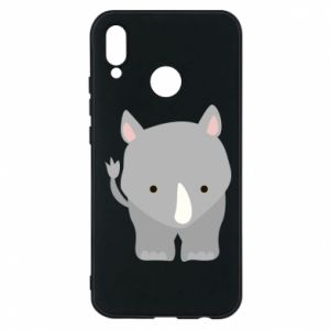 Phone case for Huawei P20 Lite Rhinoceros