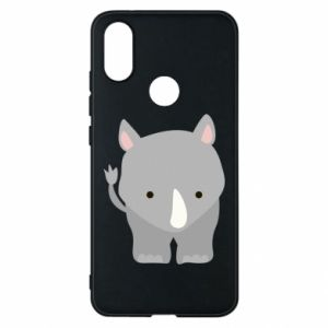 Phone case for Xiaomi Mi A2 Rhinoceros