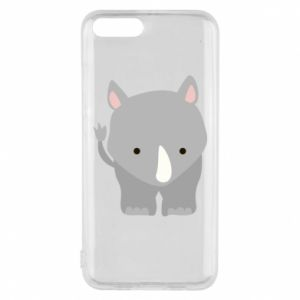 Phone case for Xiaomi Mi6 Rhinoceros