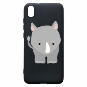 Phone case for Xiaomi Redmi 7A Rhinoceros
