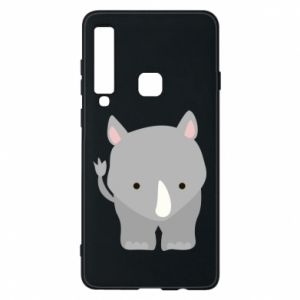 Phone case for Samsung A9 2018 Rhinoceros