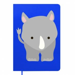 Notepad Rhinoceros