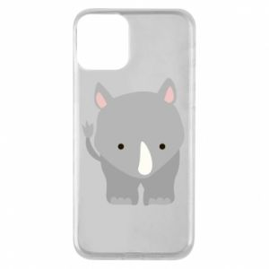 Phone case for iPhone 11 Rhinoceros