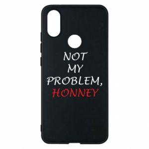 Etui na Xiaomi Mi A2 Not my problem, honny