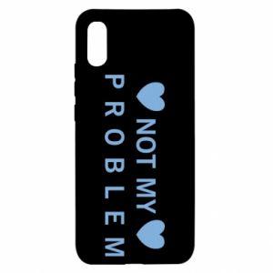 Xiaomi Redmi 9a Case Not my problem