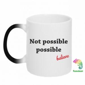 Kubek-magiczny Not possible possible