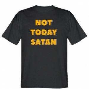 Koszulka męska Not today satan