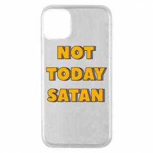 Etui na iPhone 11 Pro Not today satan