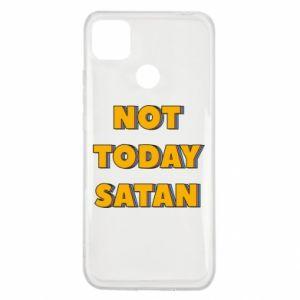 Etui na Xiaomi Redmi 9c Not today satan