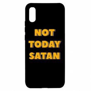 Etui na Xiaomi Redmi 9a Not today satan