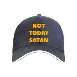 Czapka Not today satan