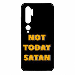 Etui na Xiaomi Mi Note 10 Not today satan