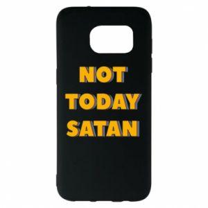 Etui na Samsung S7 EDGE Not today satan